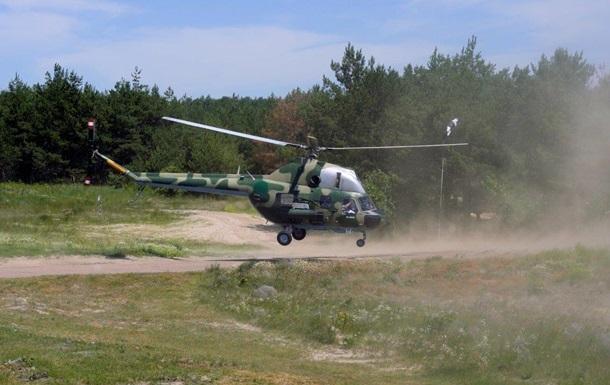 В Украине создали легкий ударный вертолет