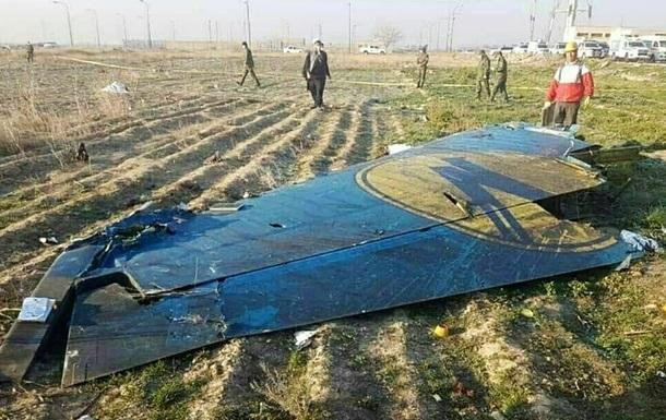 Подписан меморандум по компенсациям за сбитый в Иране самолет МАУ