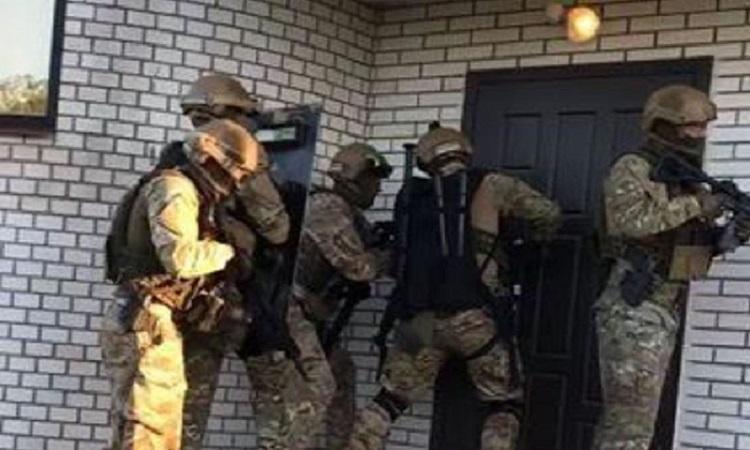 На Киевщине задержали банду за нападение на бизнесмена