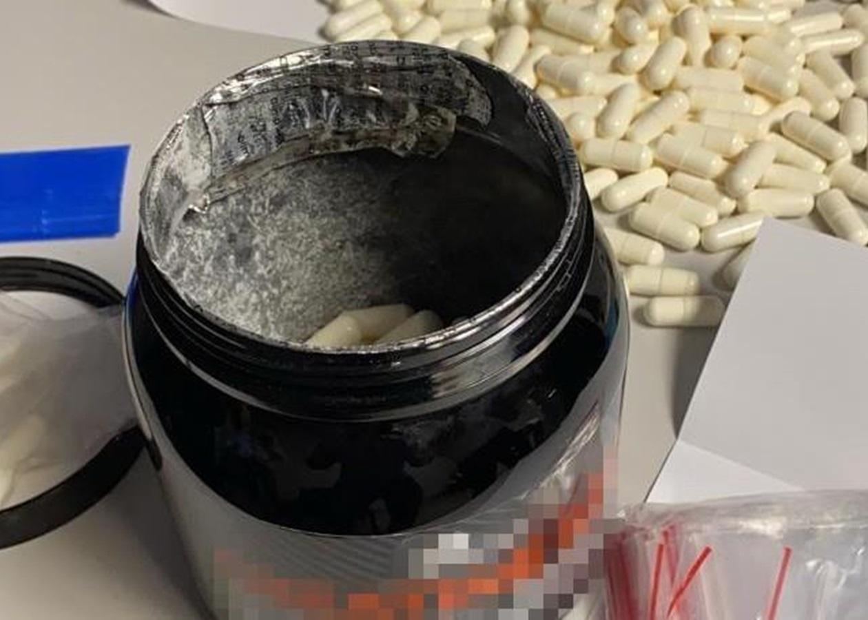 В Одесском аэропорту у туриста нашли кокаина на миллион гривен