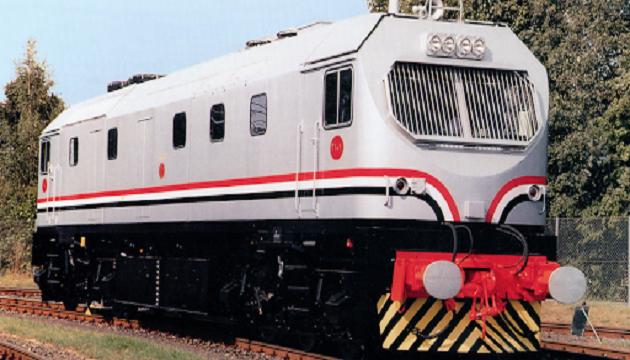 Украинский завод проведет модернизацию 55 локомотивов для Египта