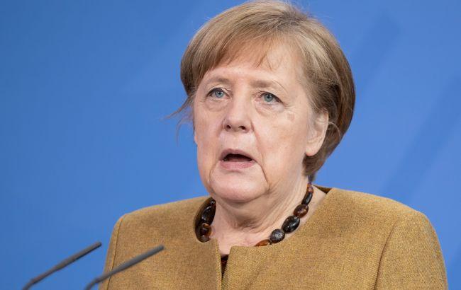 Меркель заявила, что Германия поддерживает