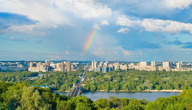 Киев попал в ТОП-100 самых зеленых городов мира