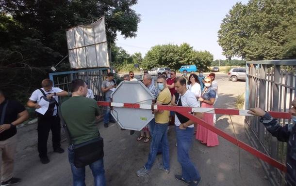 СБУ проводит следственные действия на главной свалке Киева