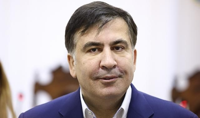Саакашвили вернули украинское гражданство