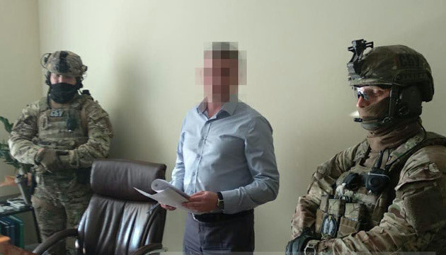 В «Борисполе» задержали экс-замминистра экономики