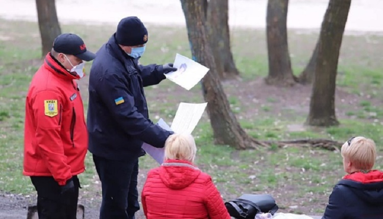 В столице за нарушение правил карантина оштрафовали 17 заведений