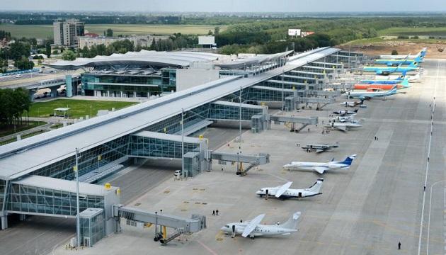 Аэропорт «Борисполь» занял 2-е место в рейтинге аэропортов Европы по уровню роста пассажиропотока