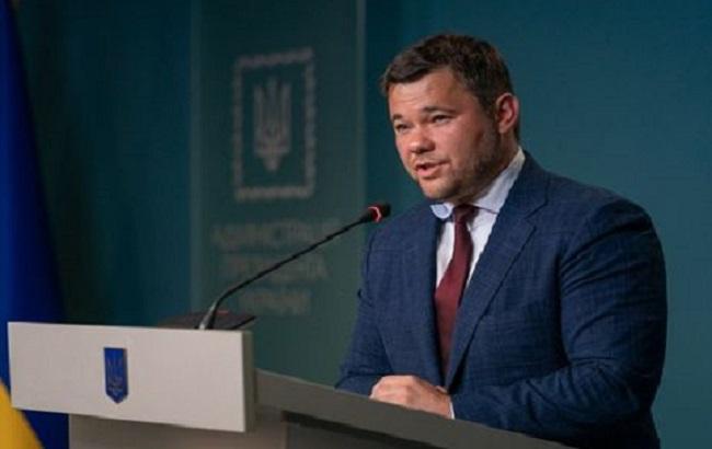 В Киеве ночью экс-главе Офиса президента Богдану подожгли авто (ФОТО)