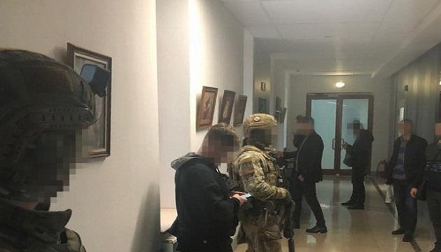 Правоохранители провели обыски в Одесском аэропорту