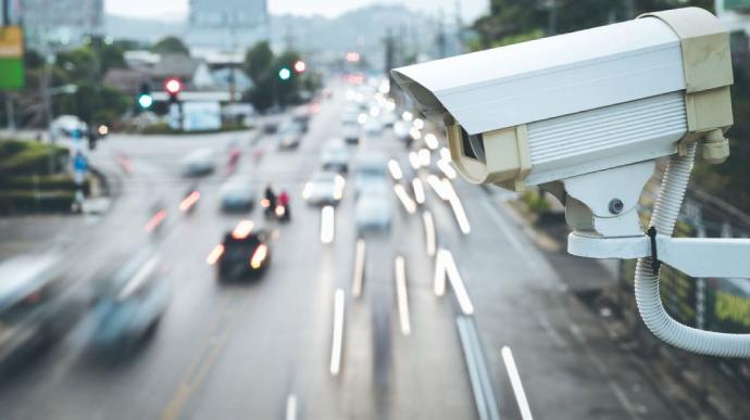 В Украине заработало 20 новых камер автофиксации нарушений ПДД