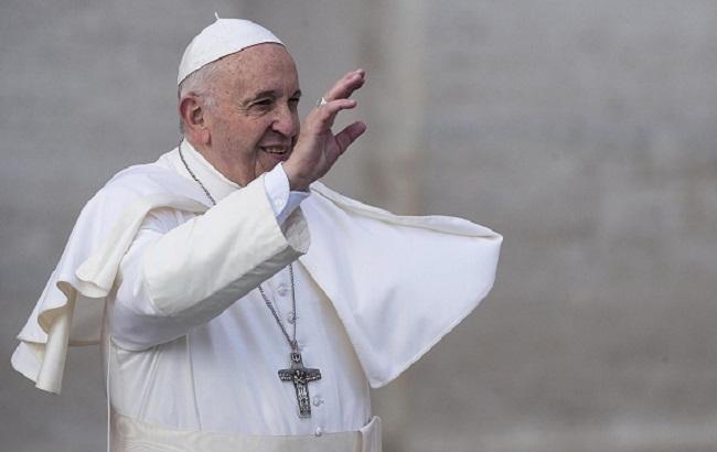 Папа Римский назначил в Украине своего представителя