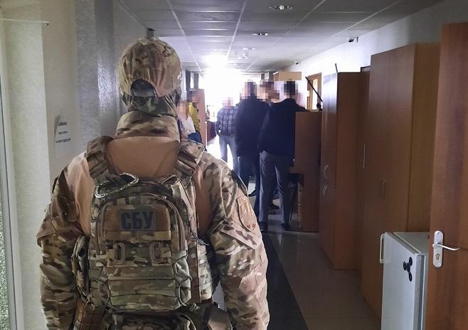 СБУ разоблачила украинское КБ, обслуживавшее энергобъекты России в Крыму