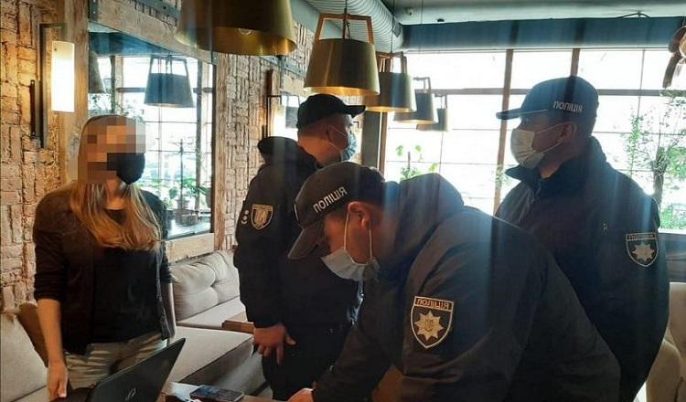 В Киеве полиция подвела итоги проверок за локдаун