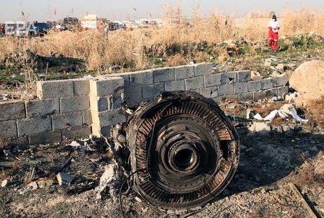 Иран признал, что украинский самолет был сбит иранскими военными