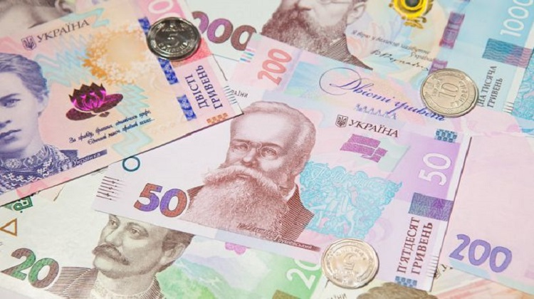 Минфин разместил облигации почти на 1,1 млрд гривен