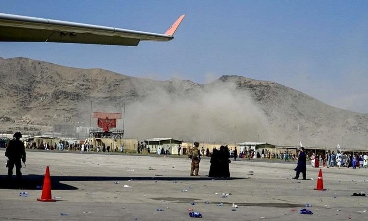 Вблизи аэропорта Кабула произошли теракты