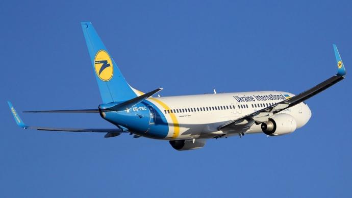МАУ из-за запрета на въезд в Украину иностранцев отменила множество авиарейсов