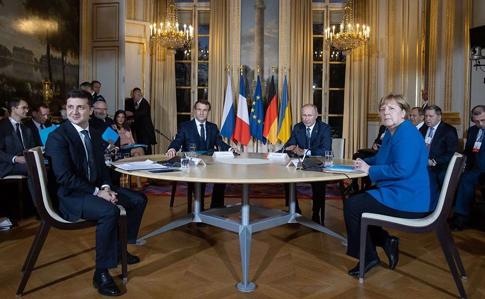 Украинцы оценили встречу «Нормандской четверки» - ОПРОС