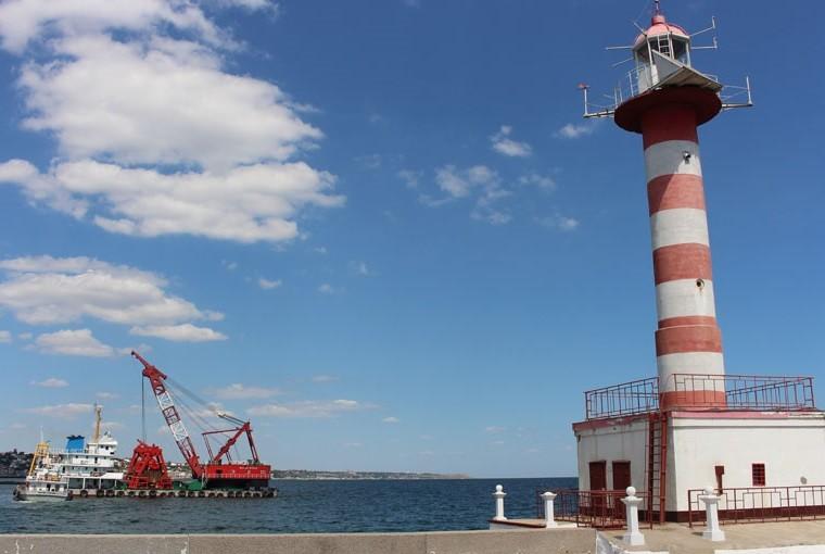 АМПУ завершила реконструкцию подходного морского канала в порту Черноморск