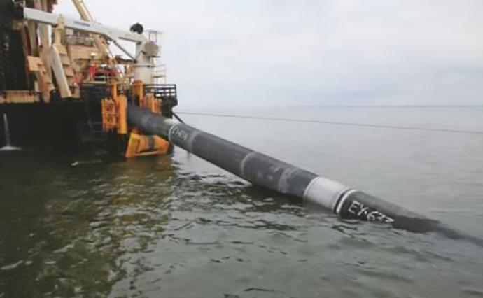 Запуск «Северного потока-2» срывается из-за неготовности трубопровода
