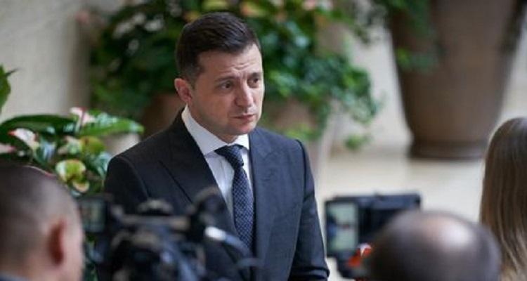 Украина готовит два списка на обмен с ОРДЛО и РФ, — Зеленский