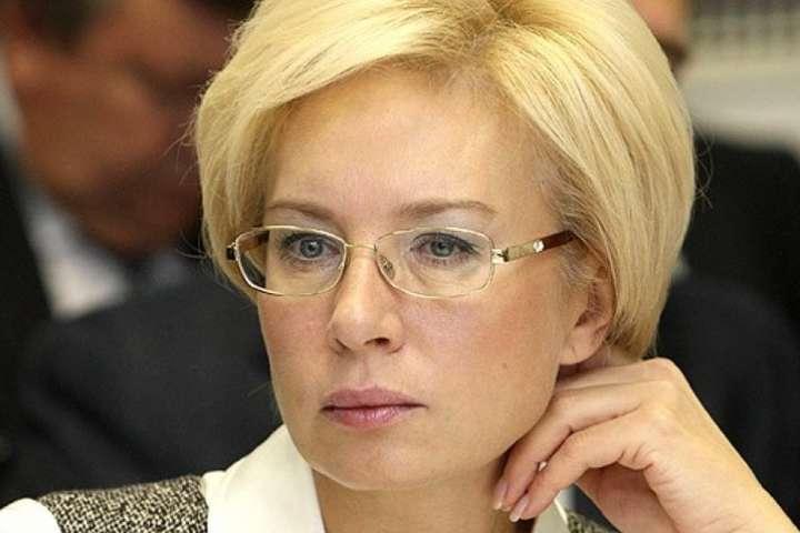Омбудсмен Денисова сравнила политику РФ в Крыму и Донбассе с режимом Гитлера