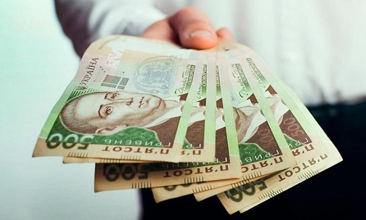 Рейтинг регионов Украины по уровню зарплат