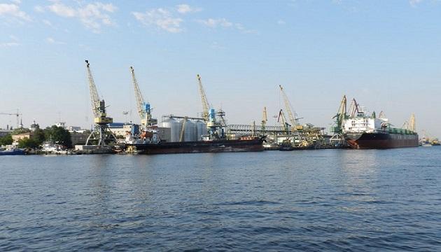 Передачу порта «Херсон» в концессию приостановили
