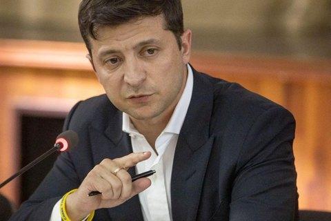 Зеленский впервые прокомментировал скандал с Гончаруком