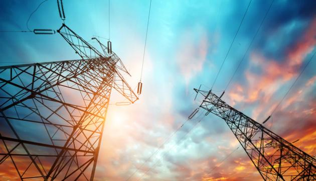 В Украине потребление электроэнергии упало на 10%