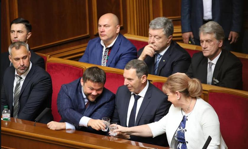 Партия Порошенко выиграла суд против Богдана