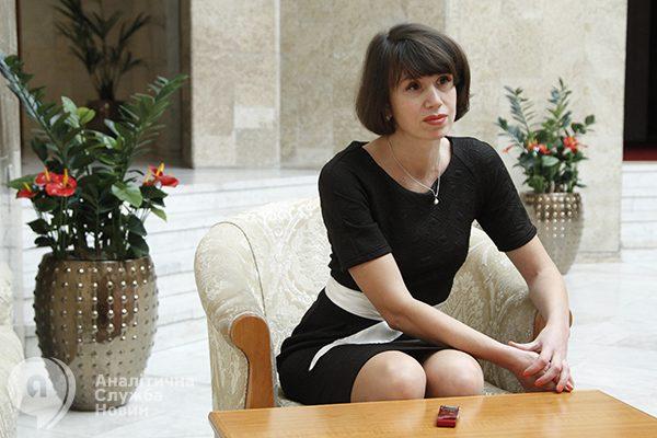 Экс-нардепу Татьяне Чороновол сообщили о подозрении
