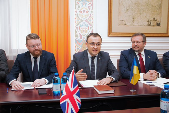Украина и Британия после Brexit начали двусторонние переговоры о свободной торговле и дружбе