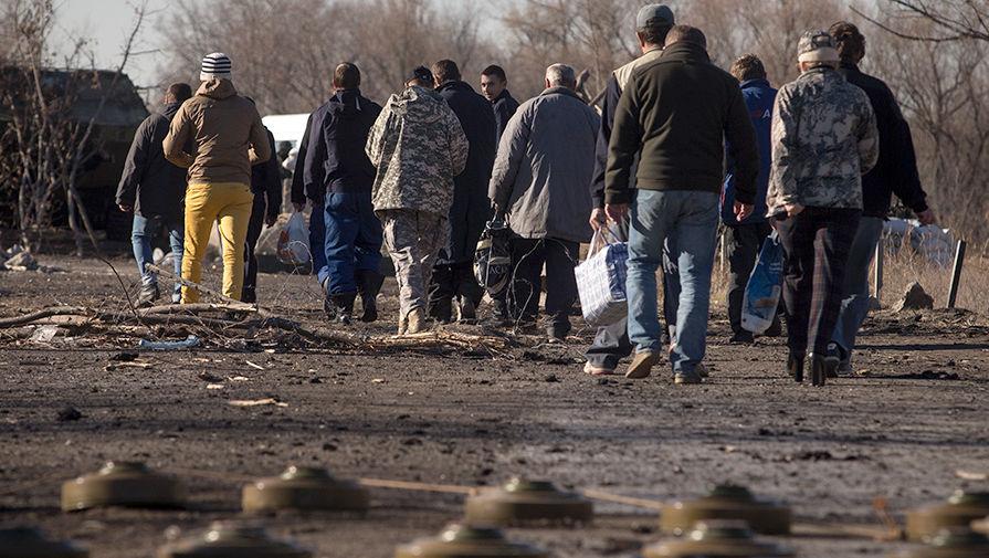 Украина освободила 20 своих граждан из российского плена