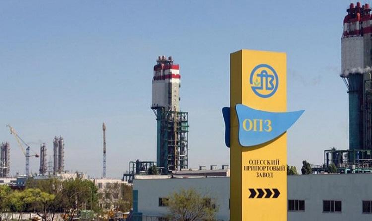 ОПЗ возобновил экспорт украинского аммиака