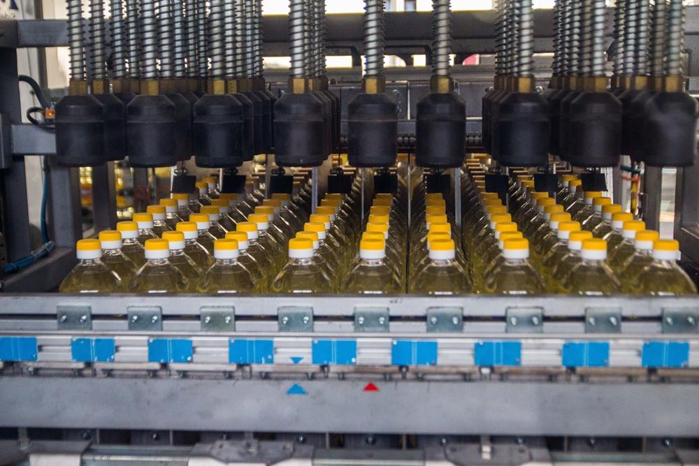 Украина удержала первое место среди стран-экспортеров масла