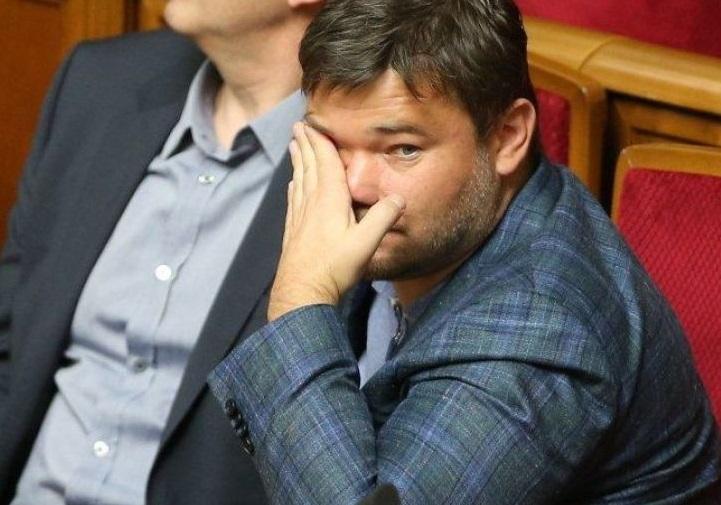 Тимошенко называет драку Баканова и Богдана фейком