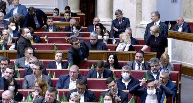 Рада провалила отмену скандального закона об ужесточении регламента ВРУ