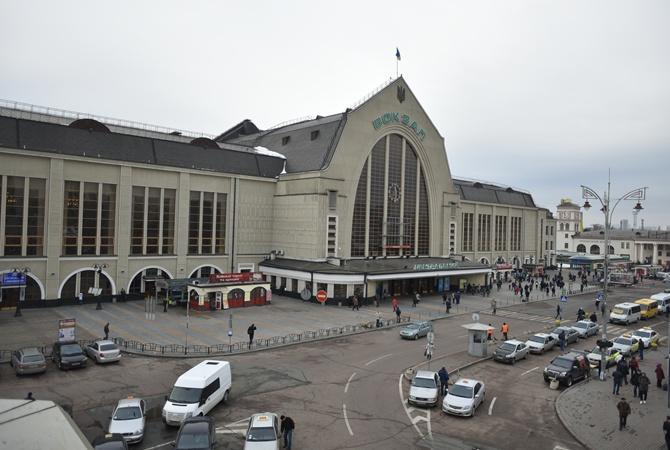 Центральный ж/д вокзал в Киеве хотят отдать в концессию: названы причины