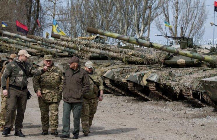 Штаб ООС заявляет о срыве разведения сил в Петровском