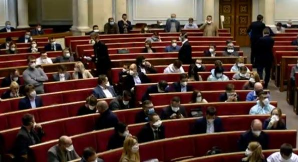 Парламент предварительно одобрил «антиколомойский» законопроект