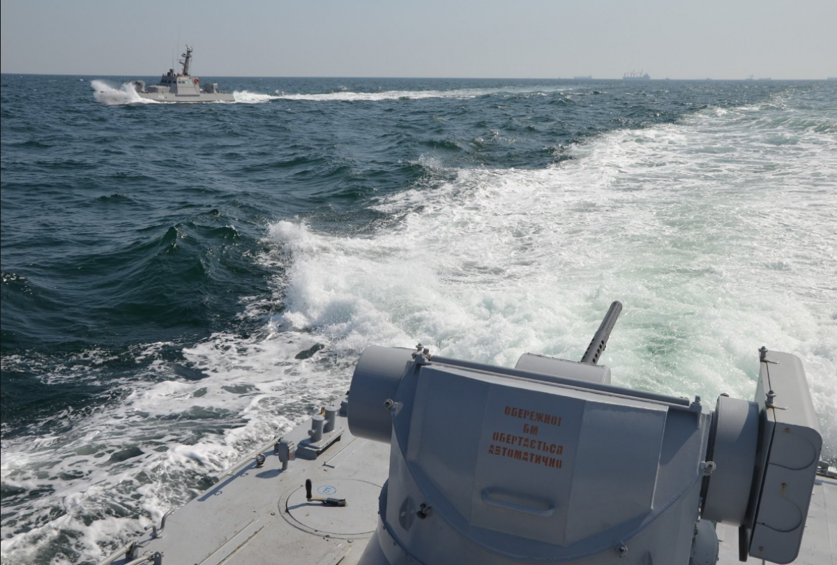 Таран российским кораблем украинского буксира это акт агрессии,- ВСУ