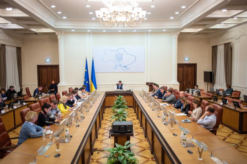 Кабмин назначил глав Укртрансбезопасности, Госгеокадастра и независимых членов набсоветов двух госбанков
