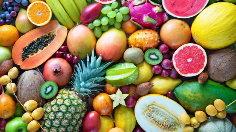 Украина в прошлом году увеличила импорт экзотических фруктов