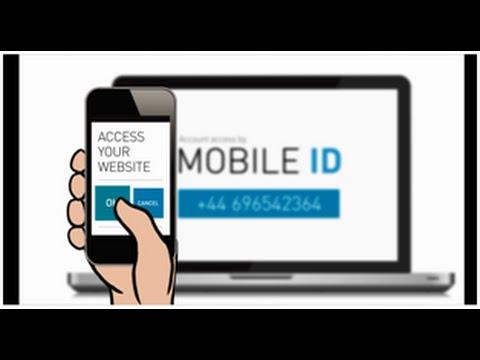 В Украине официально запустили технологию MobileID