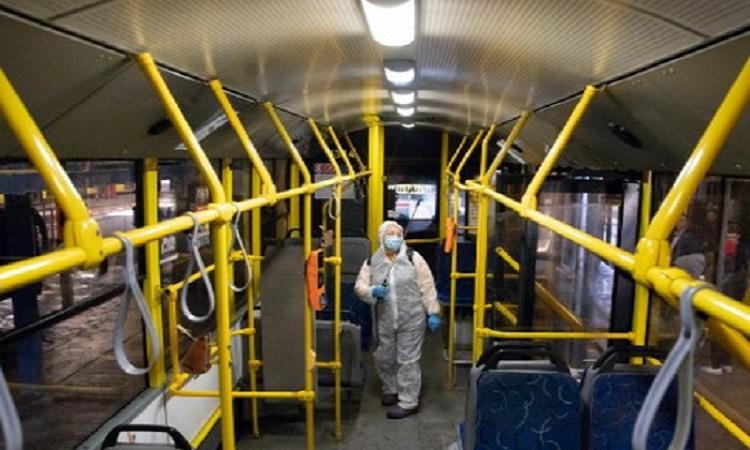 Зеленский предложил запустить общественный транспорт