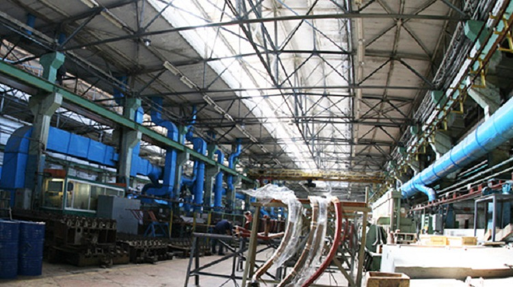 «Электротяжмаш» будет производить двигатели для трамваев