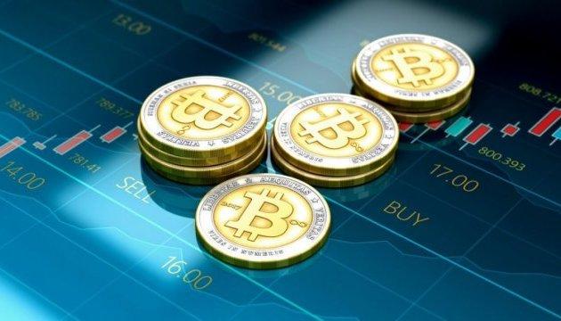 Криптовалюта Bitcoin с начала года выросла на 19% (ИНФОГРАФИКА)