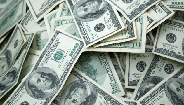 Нацбанк за неделю продал почти $1 млрд